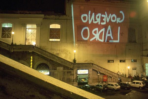 Studio Stefania Miscetti | Contemporary Art Rome | Project: CANEVARI - ONO NYEPRIMA PUNTATA - Palazzo delle Esposizioni Rome