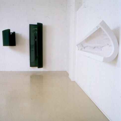 Adrian Tranquilli | Works: Sei senza nome | Exhibition view | Studio Stefania Miscetti exhibitions
