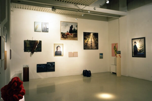 Anableps, group exhibition, 2000, view