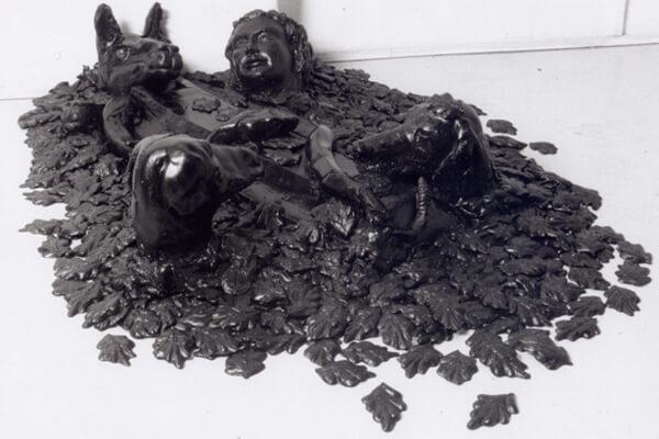 Studio Stefania Miscetti | Contemporary Art Rome | Exhibition: DIRK LANSINK L'ottobre degli Olandesi