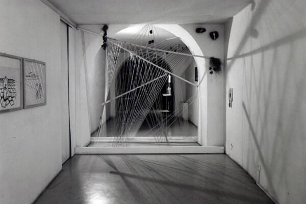 Studio Stefania Miscetti | Contemporary Art Rome | Exhibition: MARIA LAI Una fiaba infinita