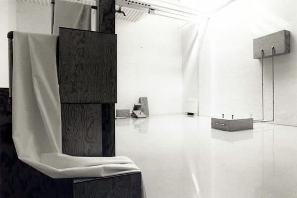 Studio Stefania Miscetti | Exhibitions / Projects | Rui Sanches - Opere di scultura e disegni