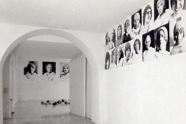 Studio Stefania Miscetti | Exhibitions / Projects | Gian Domenico Sozzi - Tête à tête