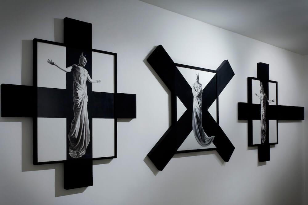 Studio Stefania Miscetti | Contemporary Art Rome | Exhibition: Adrian Tranquilli - In excelsis