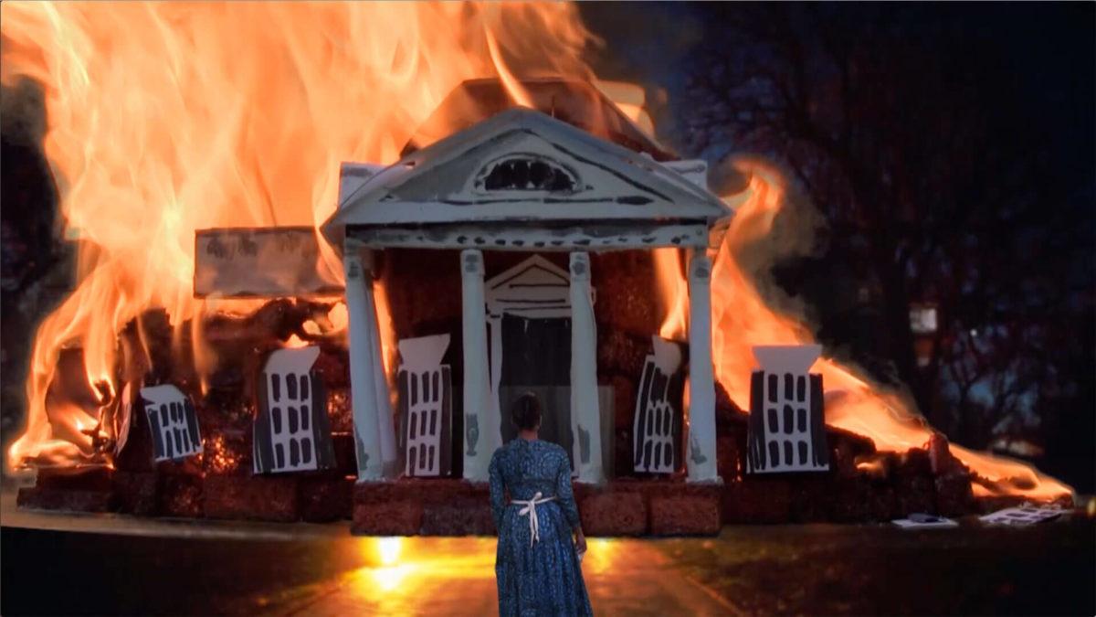 Marisa Williamson, The Fire, 2017, still