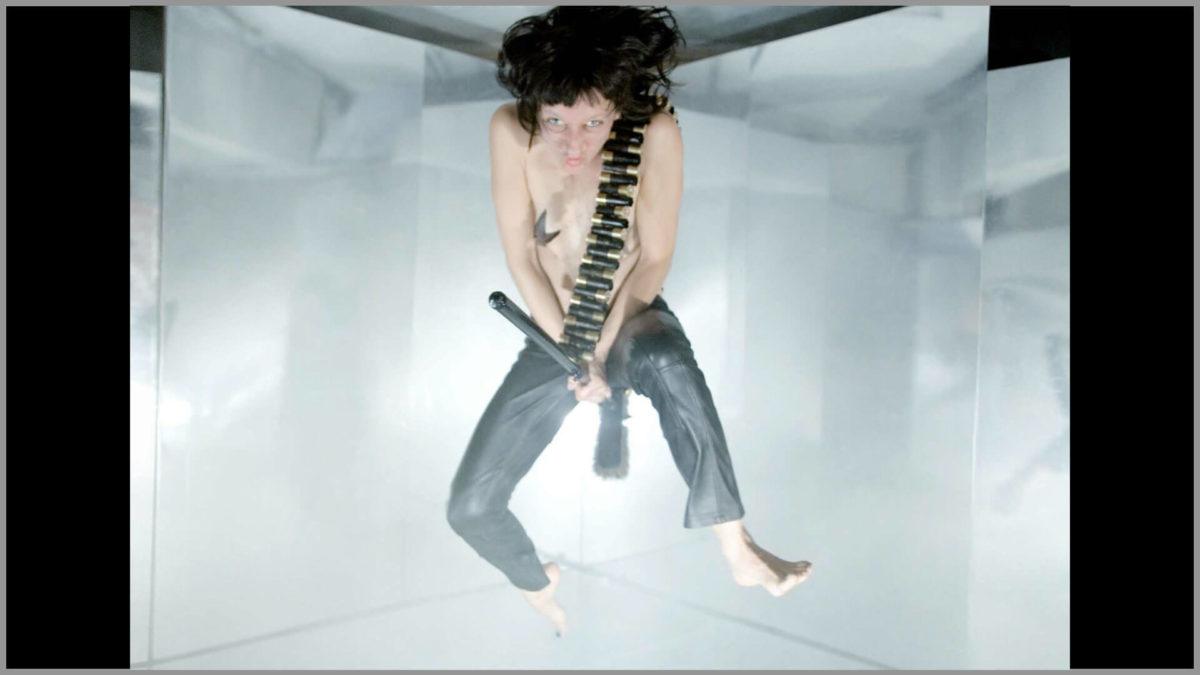Angela Marzullo, Makita Witch, 2008, still