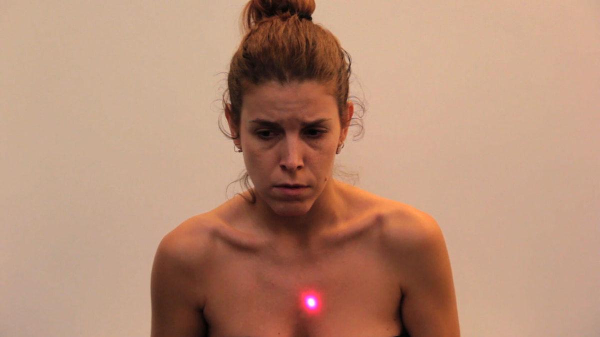 Silvia Giambrone, Sotto Tiro, 2013, still
