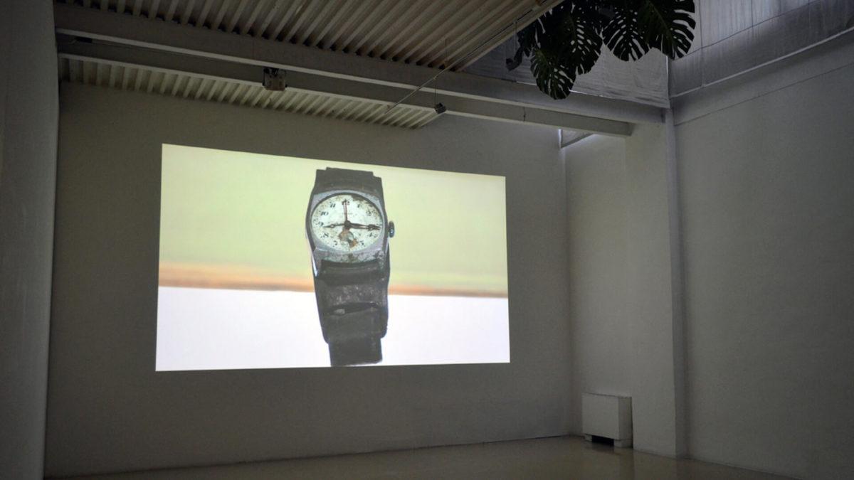 Silvia Giambrone, Dillo con i fiori, 2016, Studio Stefania Miscetti, exhibition view