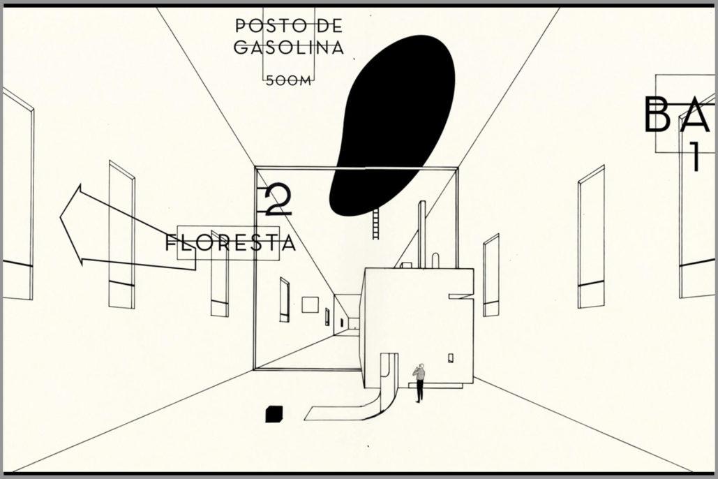Miniatura, Apartamento de 1 km, 2014