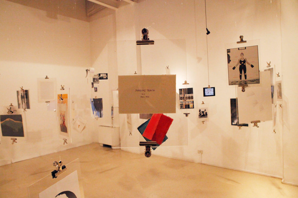 A Better Tomorrow, exhibition view, Studio Stefania Miscetti, photo by Marco Delogu