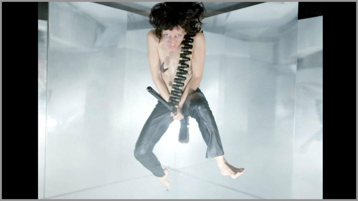 Angela Marzullo, Makita Witch, 2008,still