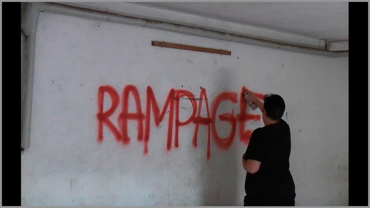 Roberta Garbagnati, Rampage, 2012, still
