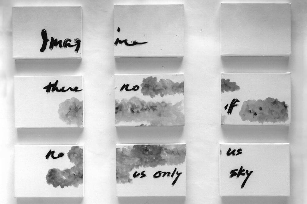 Studio Stefania Miscetti | Exhibitions / Projects | Yoko Ono - Piece Of Sky