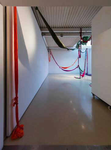 Bruna Esposito, Allegro non troppo, 2017, Studio Stefania Miscetti, exhibition view, photo by Antonio Maniscalco