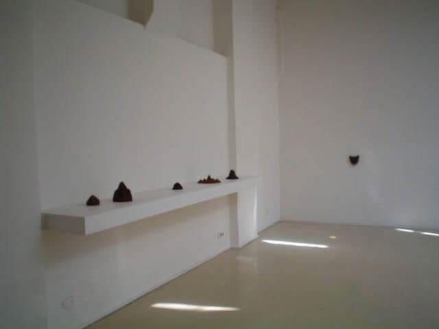 Studio Stefania Miscetti | Exhibition gallery | Cristiane Lohr: view
