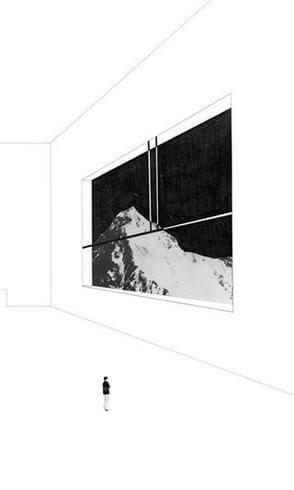 Dalla terra alla luna, group exhibition, Apartamento de 1Km ,Studio Stefania Miscetti, exhibition view