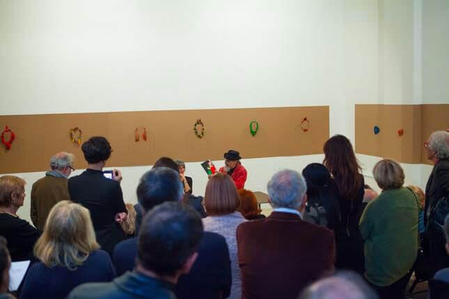 Gaetano Pesce, Gaetano Pesce e i suoi gioielli, exhibition view, Studio Stefania Miscetti, photo Giovanni De Angelis