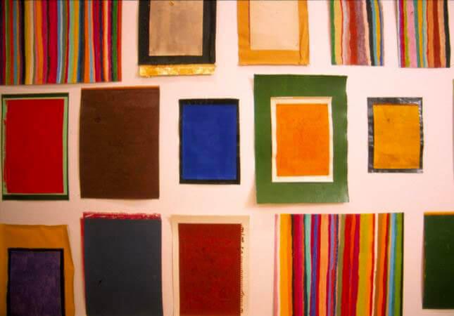 Gian Domenico Sozzi, Anatra muta, 2000, exhibition view