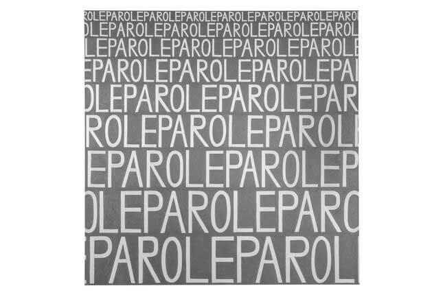 Giancarlo Neri, Parole Parole, 2014
