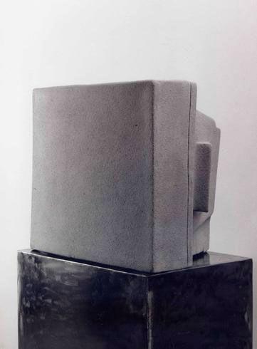 Gianni Melotti, Chi ce l'ha lo sa, 1992, exhibition view