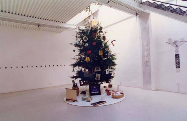 Palle, group show, 1993, exhibition view