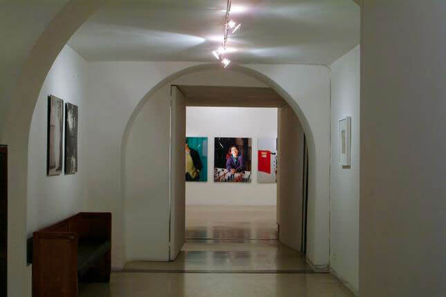 Marco Delogu, Cattività, 2004, exhibition view