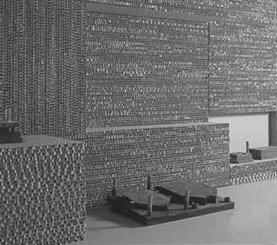 Pietro Fortuna, Metatròn, 2003, Studio Stefania Miscetti, exhibition view