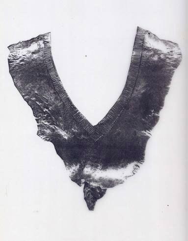 Roberto Sgarlata, Vestire il silenzio, 1993, exhibition view