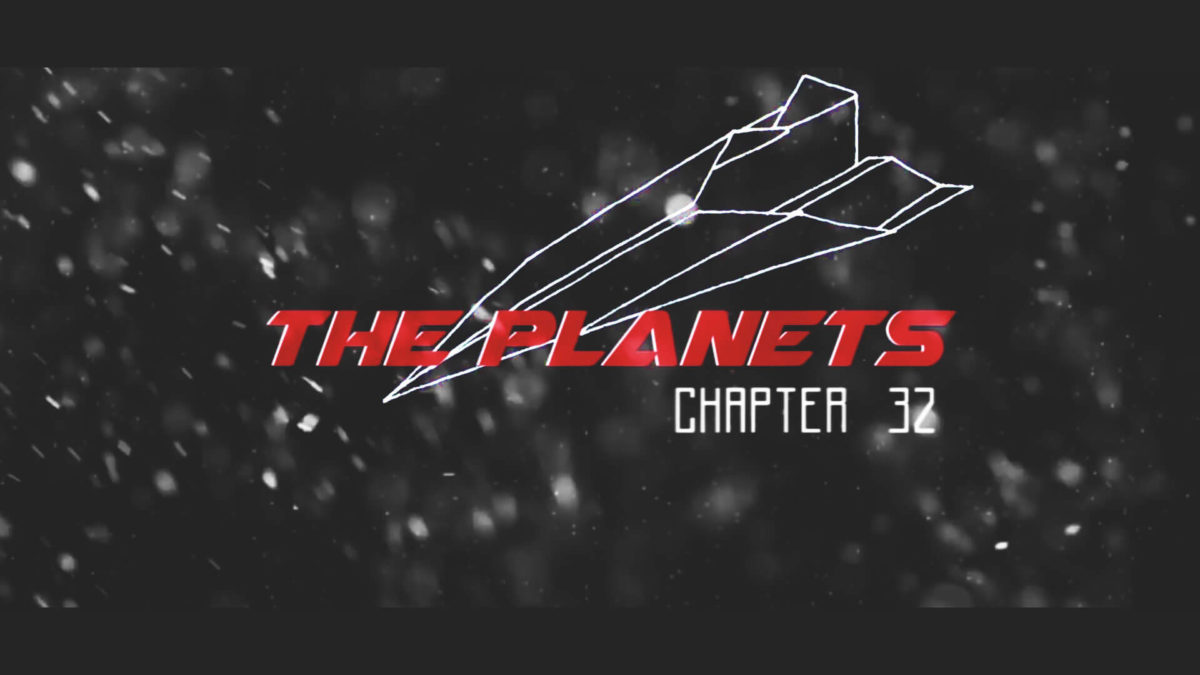 Jackie Karuti, The Planets, Chapter 32, 2017, still, courtesy of the artist
