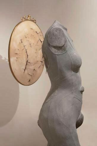 Silvia Giambrone, Il Danno, 2018, Studio Stefania Miscetti, exhibition view