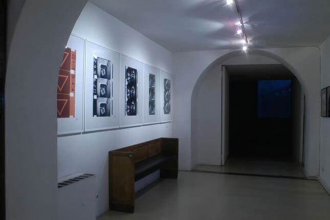 VALIE EXPORT, VALIE EXPORT, 2008, exhibition view