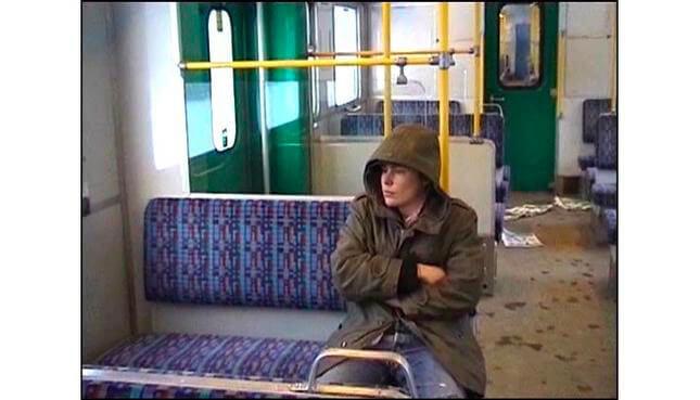 Klara Lidén, Paralyzed, 2003, still video
