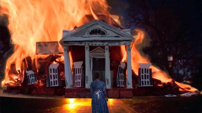 Marisa Williamson, The Fire, 2017, still video
