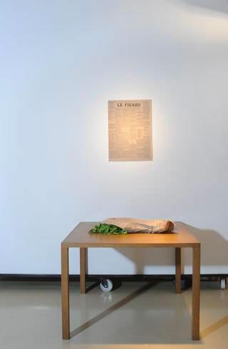 Yoko Ono, I'll Be Back, 2010, exhibition view, Studio Stefania Miscetti, photo Humberto Nicoletti Serra © Yoko Ono and Studio Stefania Miscetti