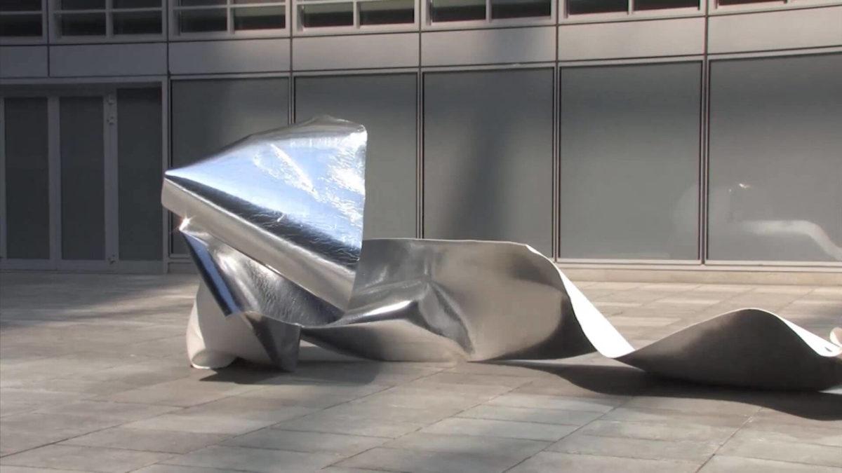 Devis Venturelli, Sculpt the Motion, 2017