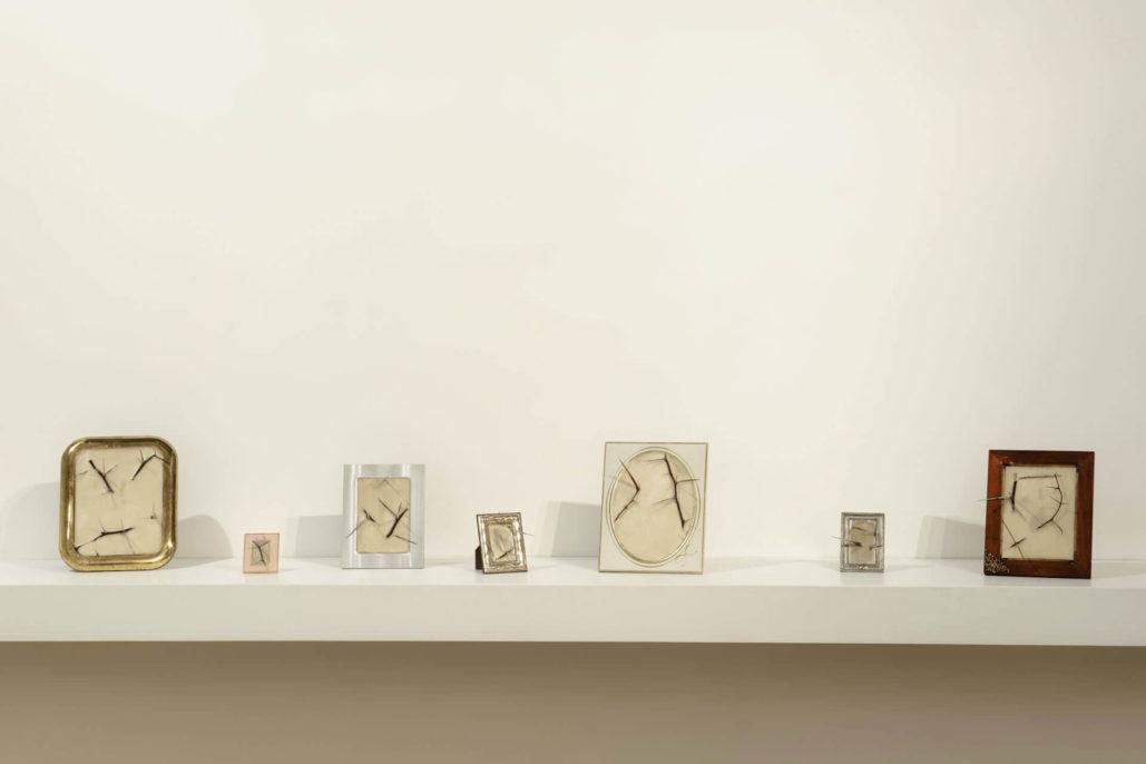 Silvia Giambrone, Frames, 2018, photo by Giordano Bufo