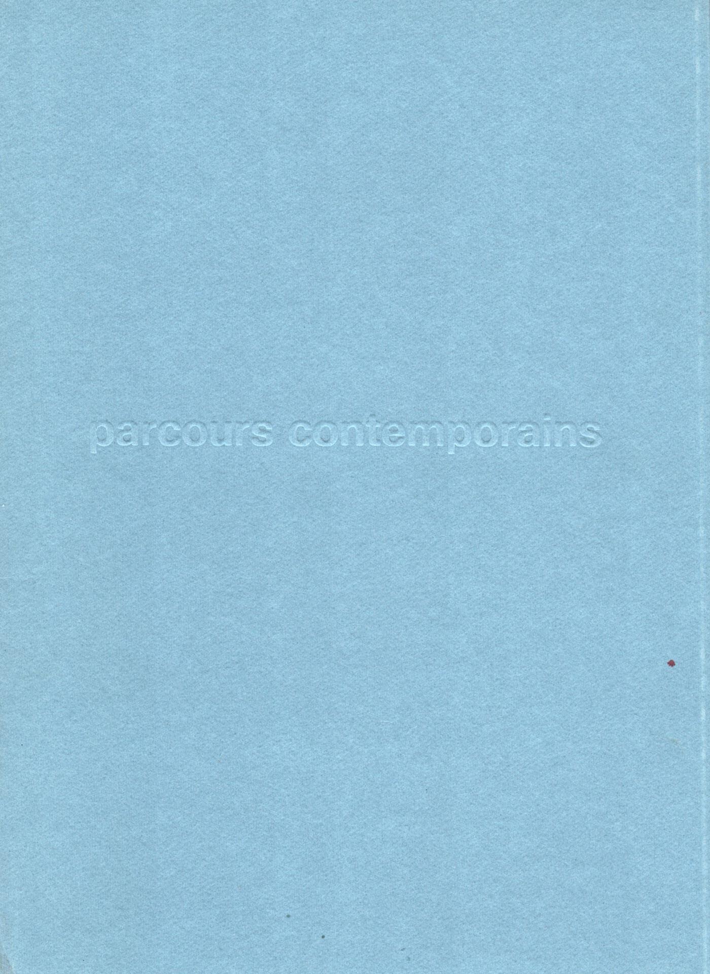 Studio Stefania Miscetti | Catalogues | Ben Vautier | Parcours contemporain