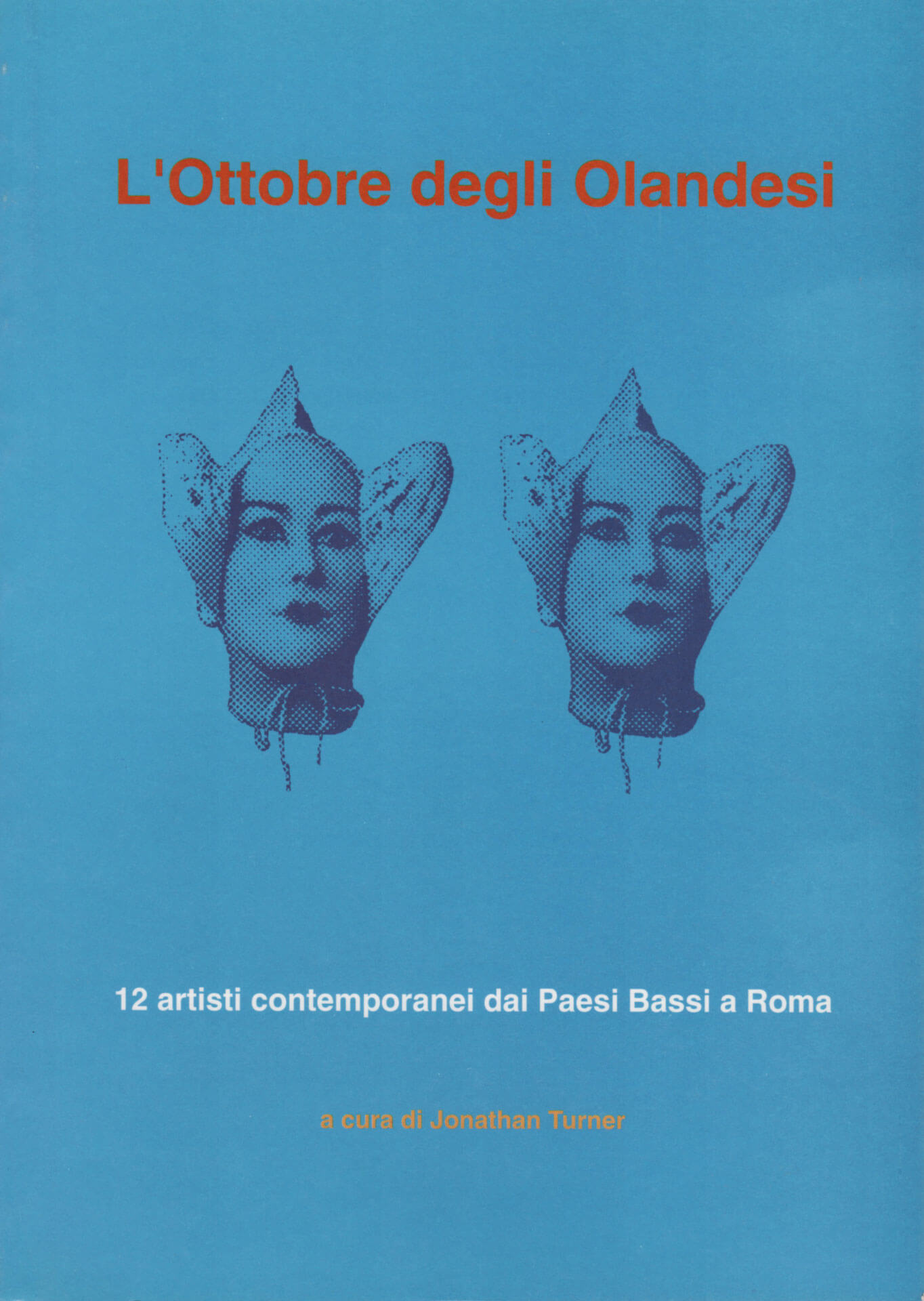 Studio Stefania Miscetti | Catalogues | Dirk Lansink | L'ottobre degli olandesi