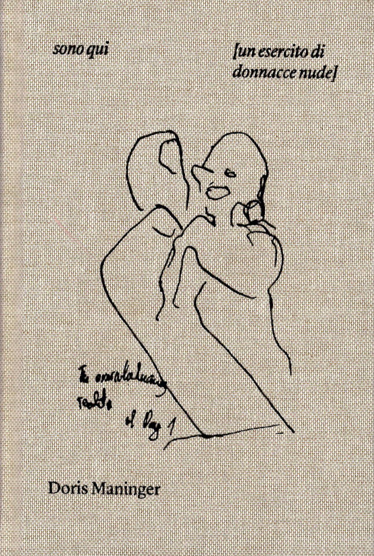 Studio Stefania Miscetti | Catalogues | Doris Maninger | Sono qui