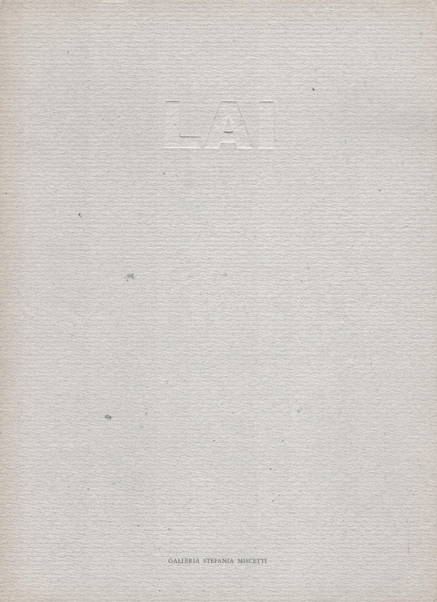 Studio Stefania Miscetti | Catalogues | Maria Lai | Una fiaba infinita