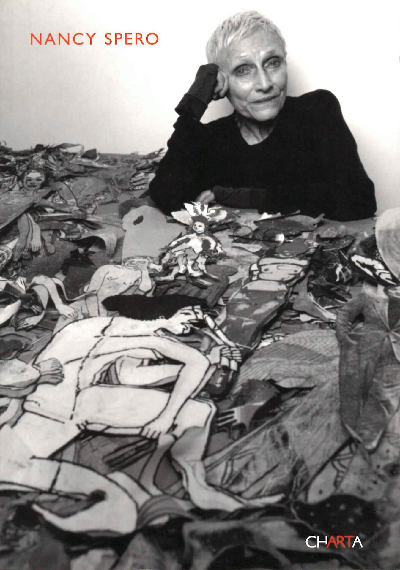 Studio Stefania Miscetti | Catalogues | Nancy Spero