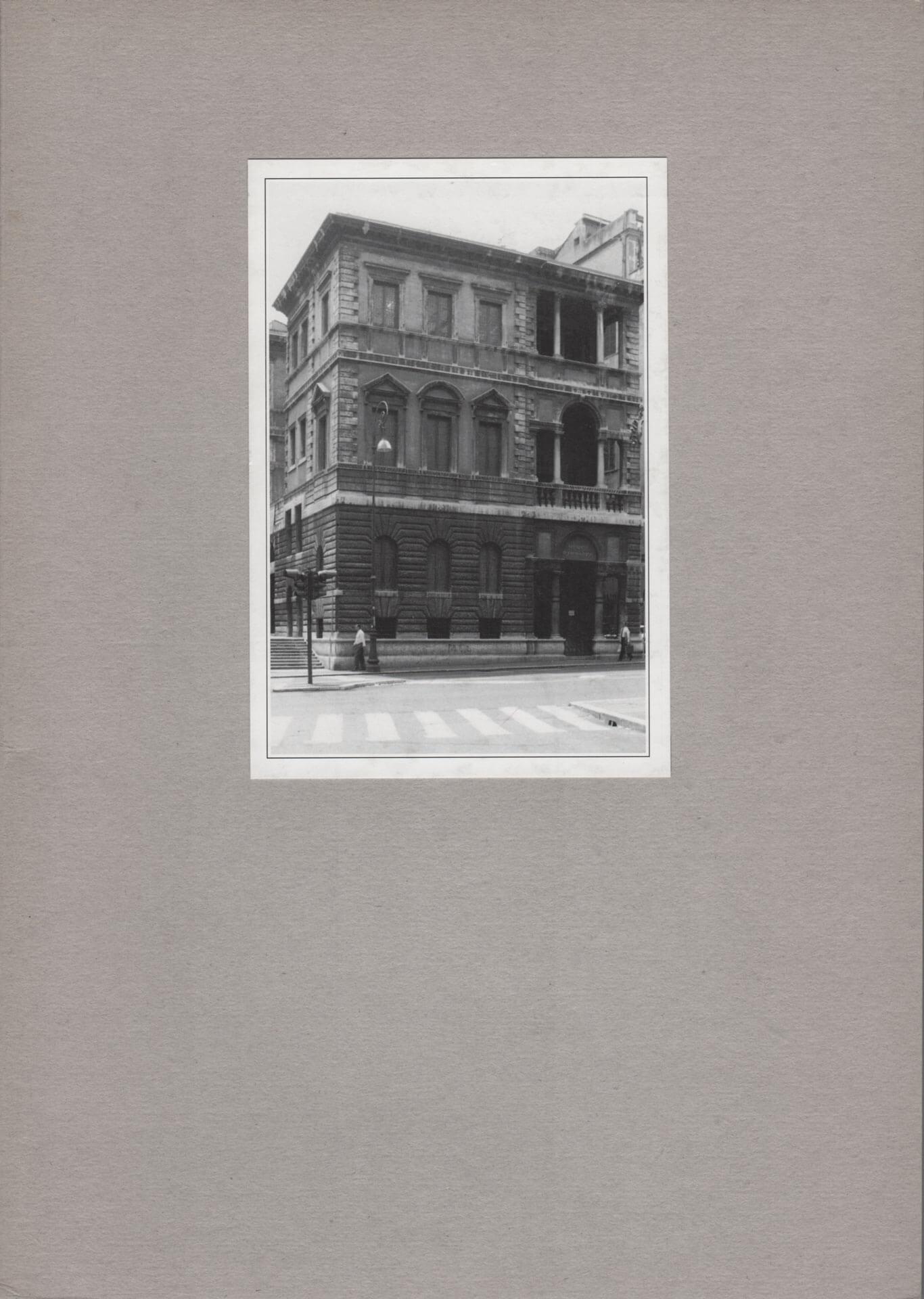 Studio Stefania Miscetti | Catalogues | Paolo Canevari | Projected artists - Obiettivo: Roma II/V | Mostro