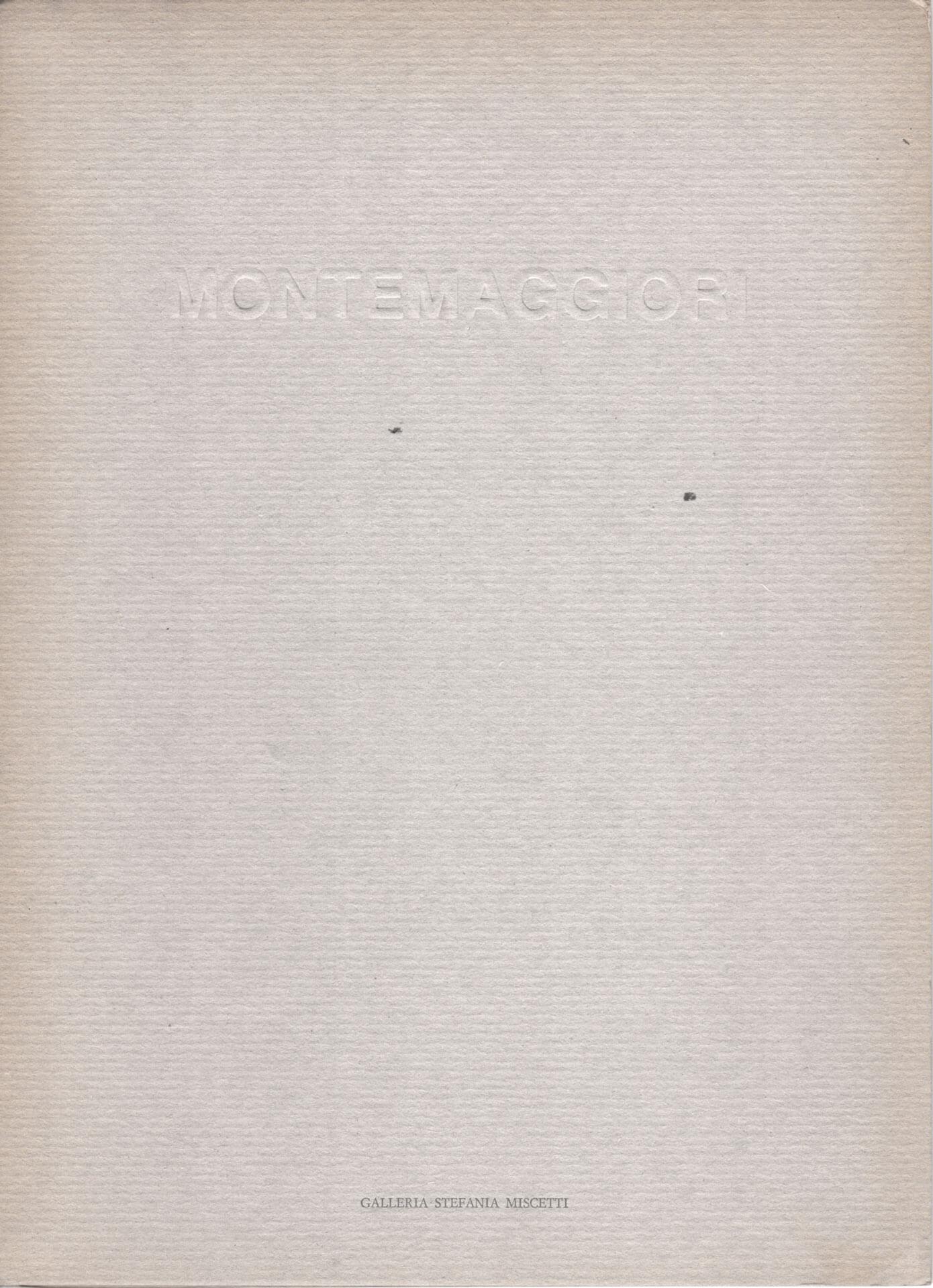 Studio Stefania Miscetti | Catalogues | Teressa Montemaggiori | Brekekeké. La rana è senza perché