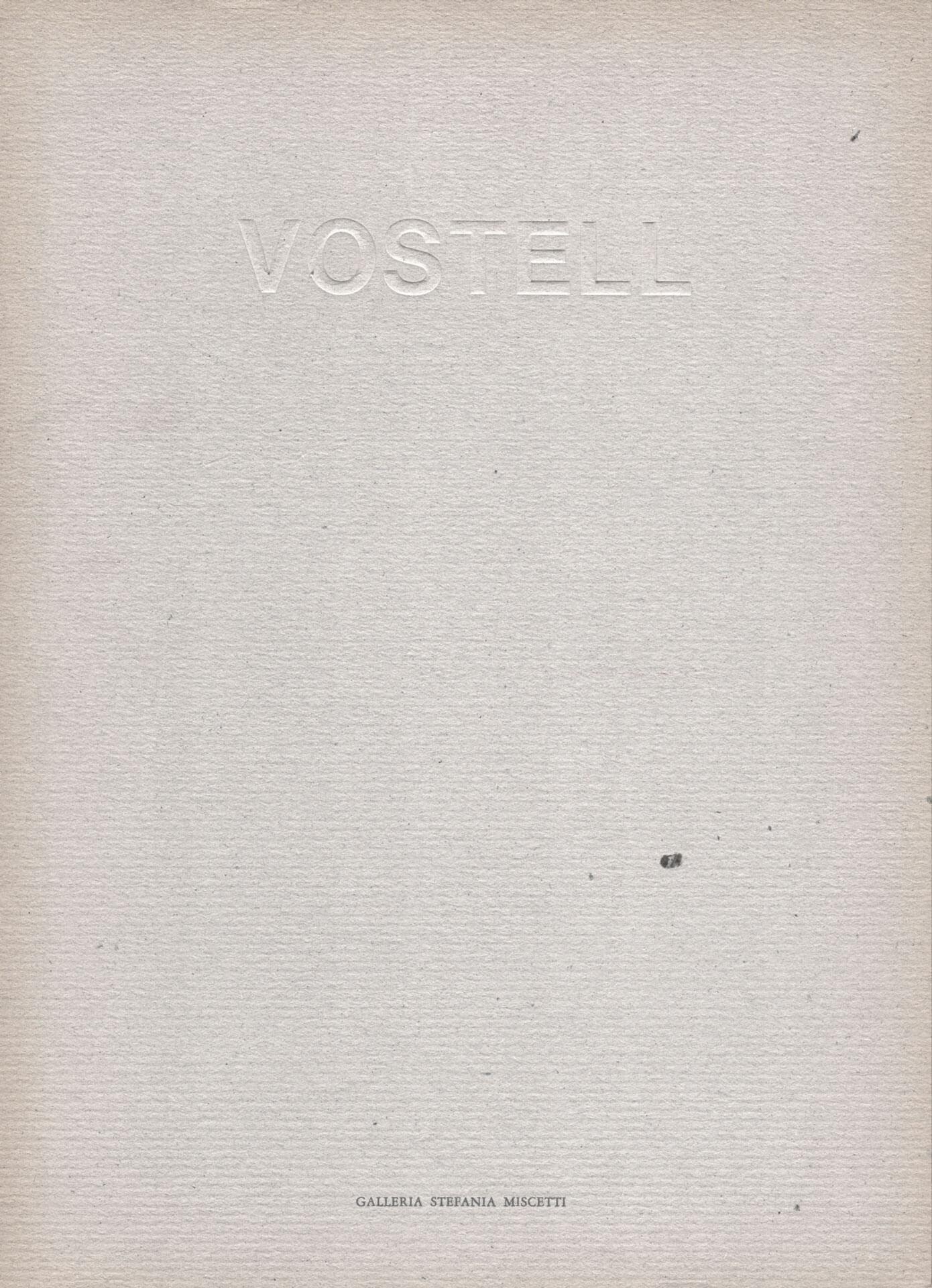 Studio Stefania Miscetti | Catalogues | Wolf Vostell | La caduta del muro