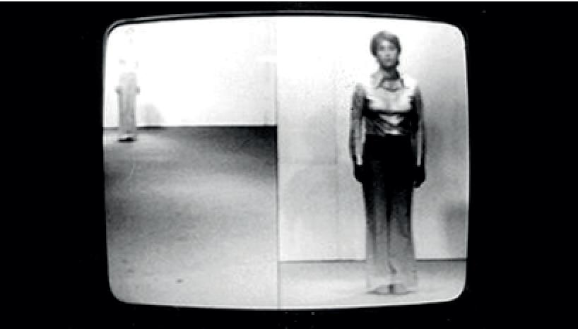 VALIE EXPORT, Raumsehen und Raumhören, 1974