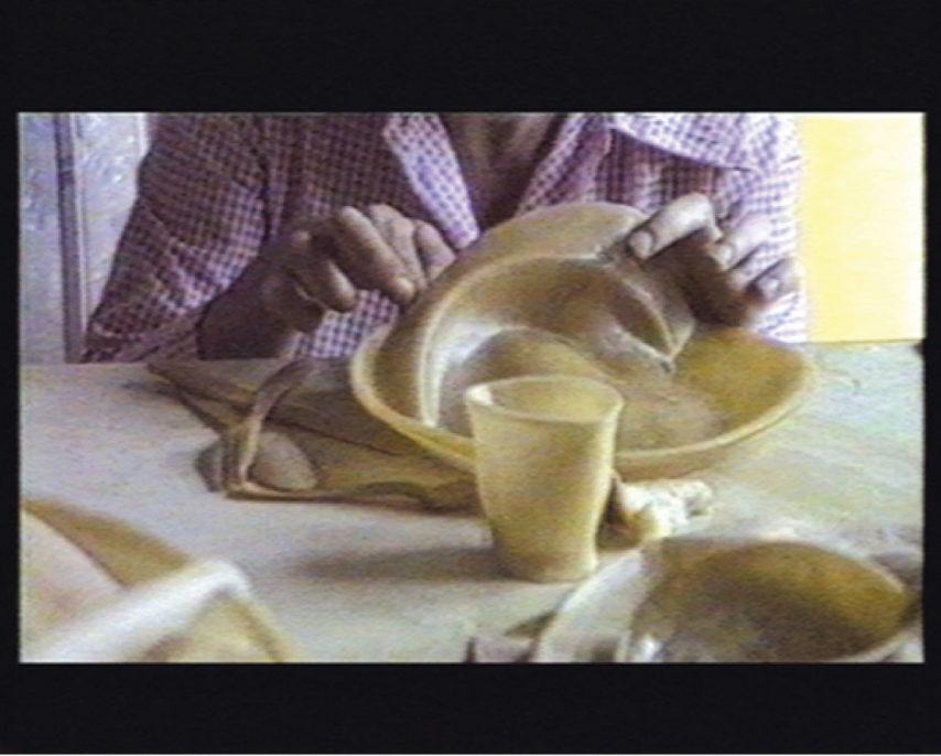 Nordine Sajot, Cantine & Co. / Mensa & Co., 1998