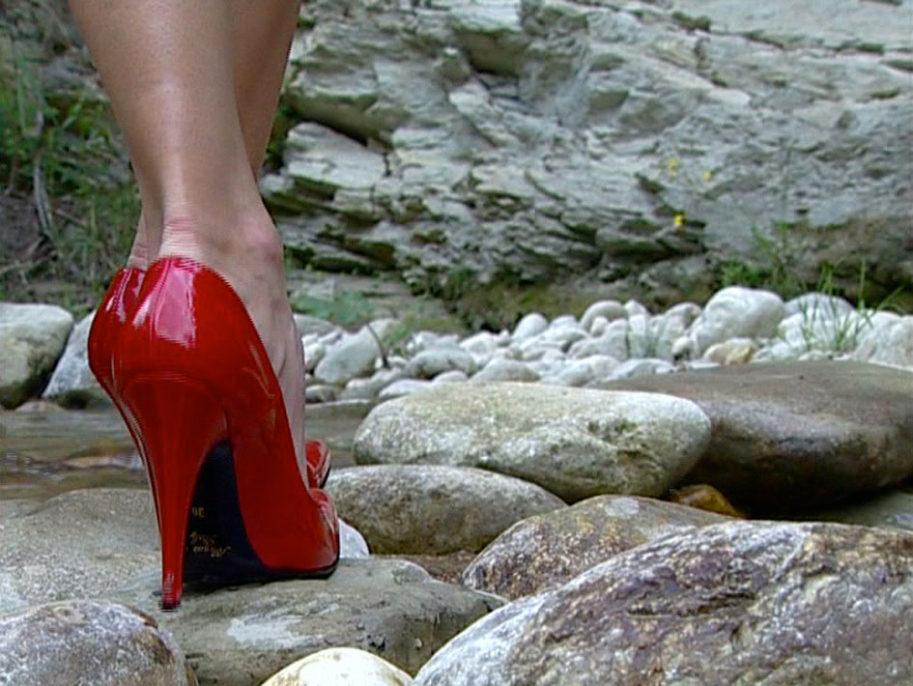 Mariuccia Pisani, Follow the Rabbit, 2007