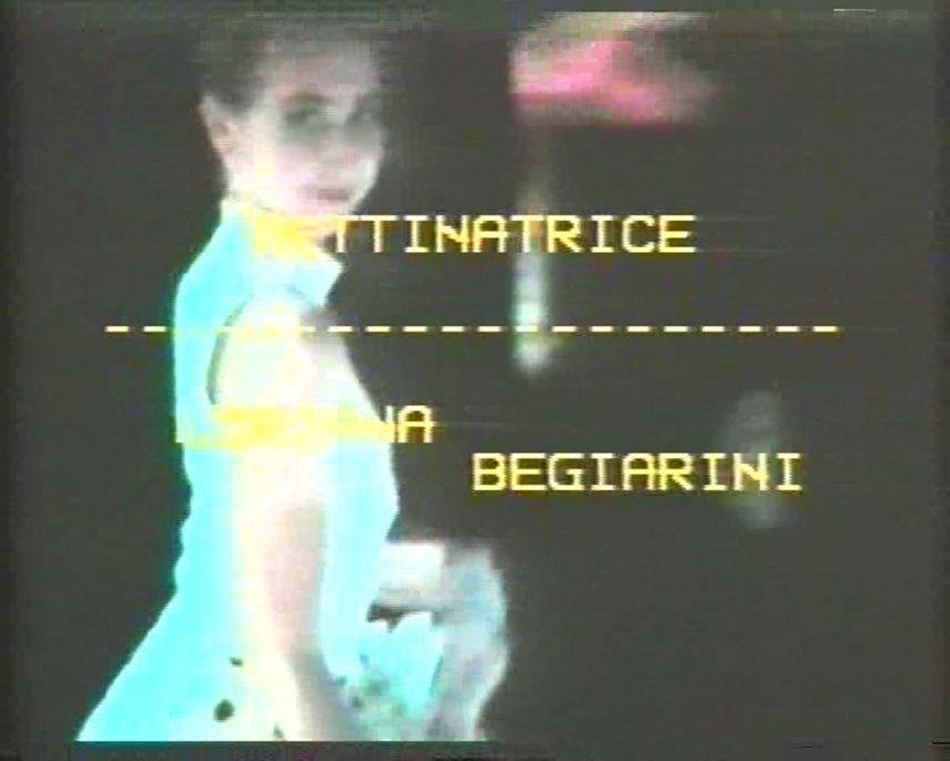 Moira Ricci, Ora sento la musica, chiudo i miei occhi, sono ritmo in un lampo che fa presa nel mio cuore, 2007