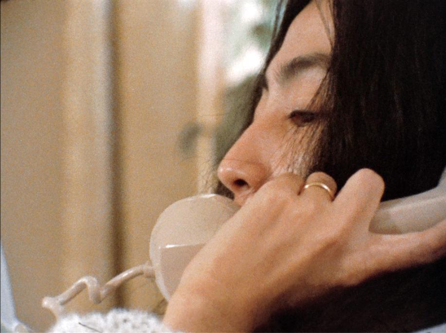John Lennon & Yoko Ono, Bed Peace, 1970, still