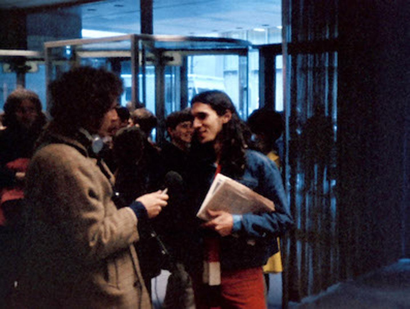 Yoko Ono, Museum Of Modern Art, 1971